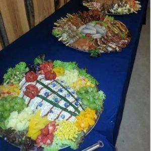 Geheel verzorgd buffet