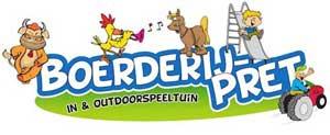 Logo Boerderij Pret