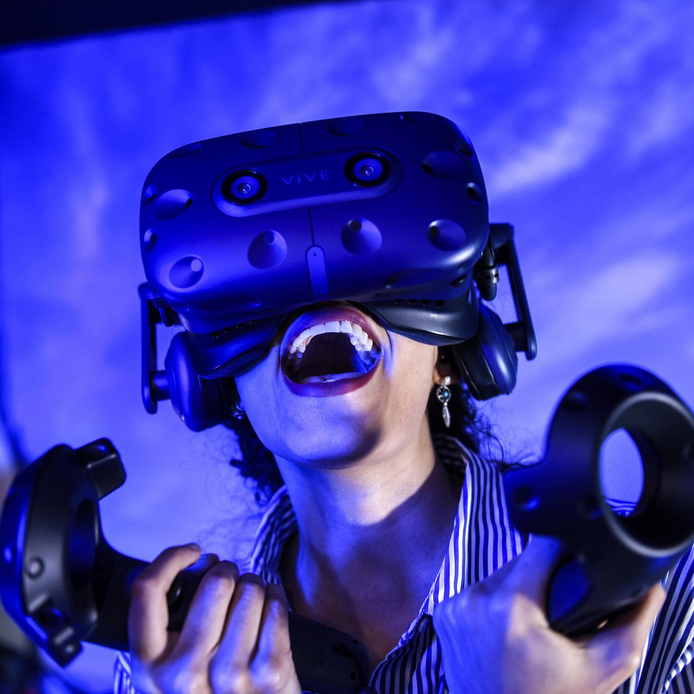HTC VR 2 vierkant